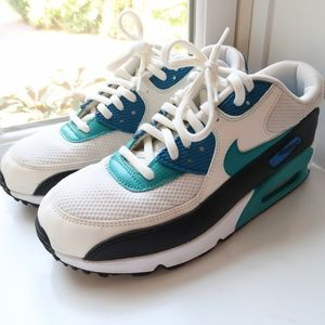 Nike Airmax 90 Colorblock Sneakers
